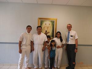 This weeks baptism!