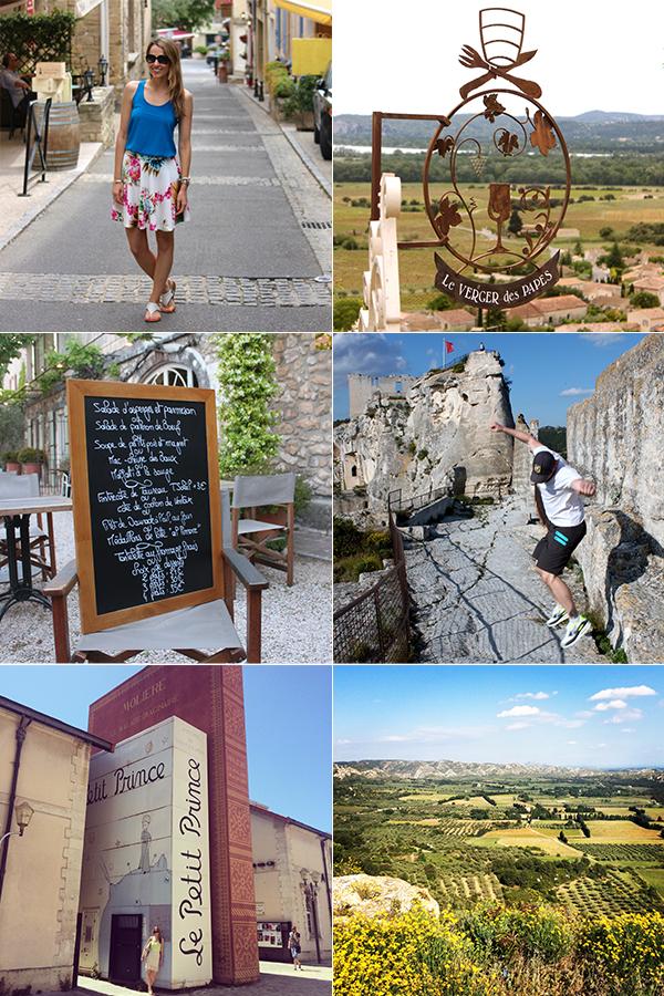 Visiting Provence: Châteauneuf-du-Pape, Les-Baux-de-Provence, Aix-en-Provence