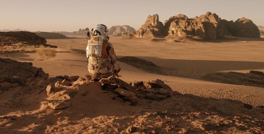 Perdido em Marte 4K Torrent