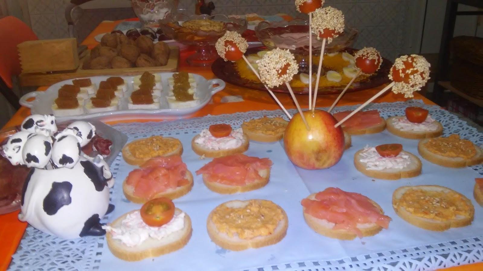 Celiacos dulces aperitivos creativos y ricos for Canapes faciles y ricos