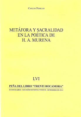 Metáfora y sacralidad en la poética de H.A. Murena