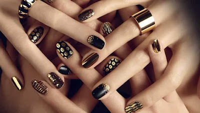 Creative Nail Design and Nail Art - Fashion Makeup