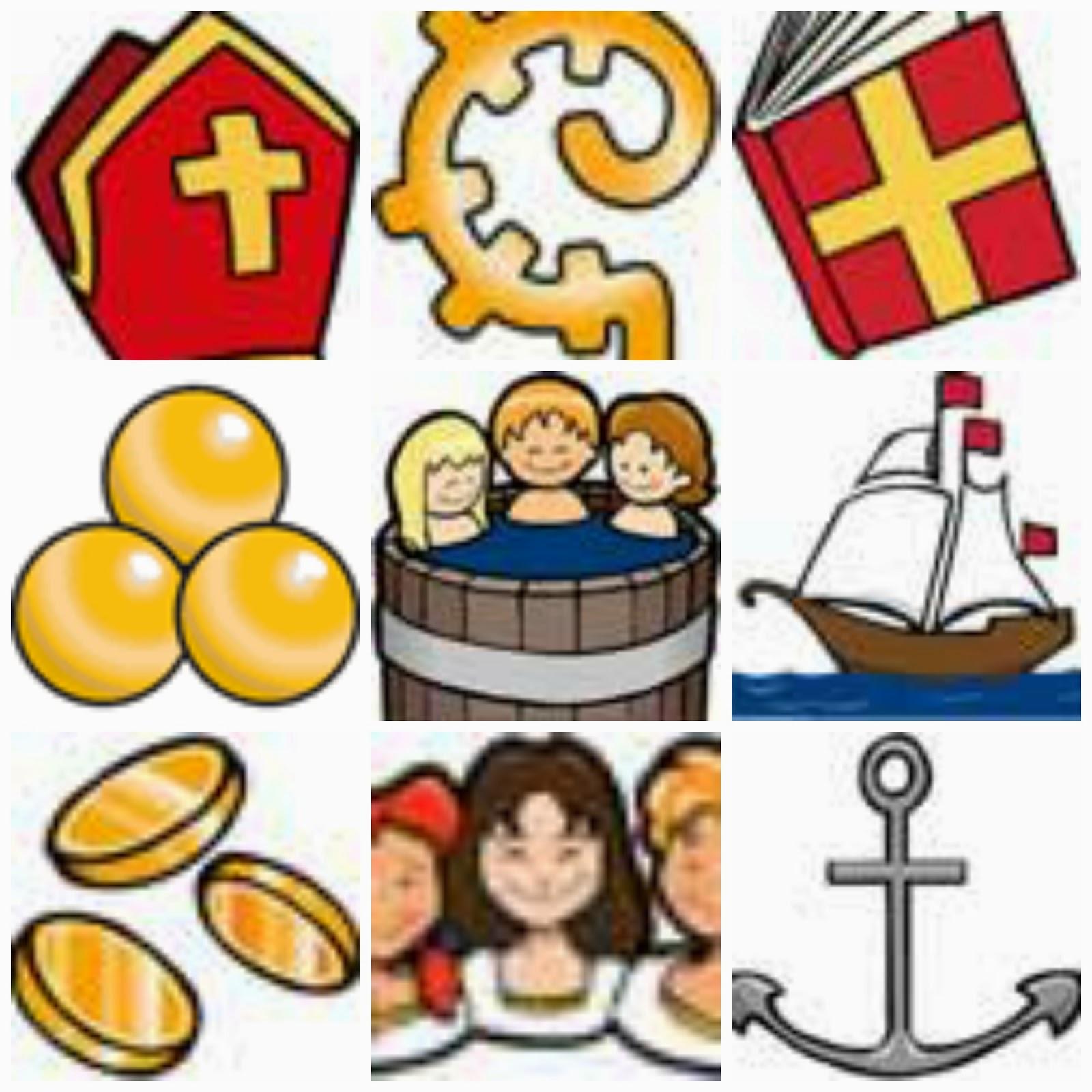 St. Nicholas Symbols