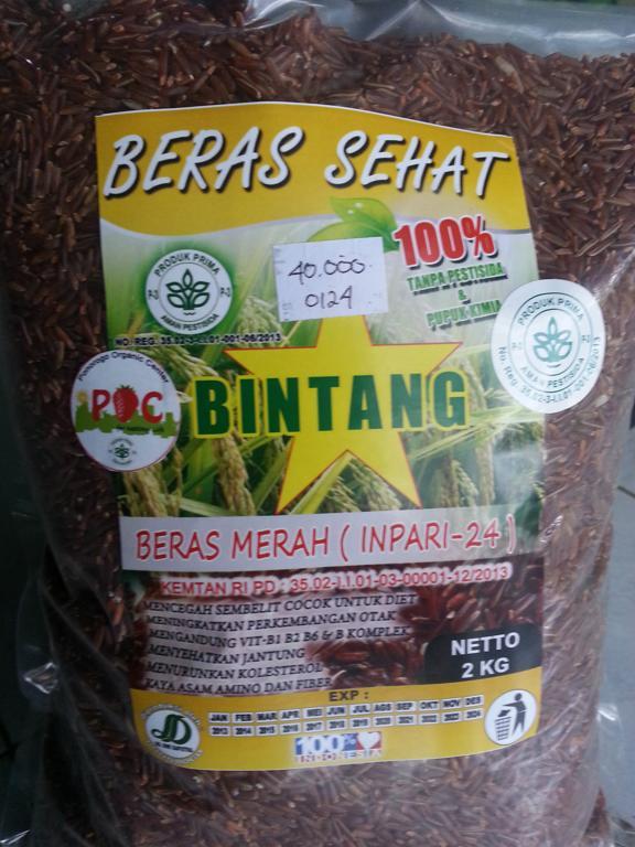 Pusat Organik Indonesia | Jual Produk Pertanian: Beras ...
