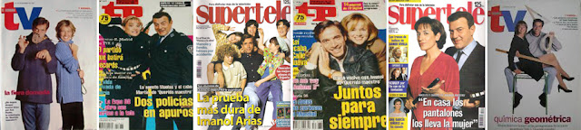 'Querido Maestro' en El Semanal TV, Teleprograma y Supertele