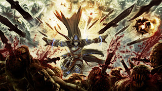warriors lair artwork 1 Warriors Lair (PS3/PSV)   Cancellation Announcement