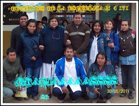 #EscuelitaN°4171DeLaPciaSalta.Arg #LaComunidadDeLaMerced