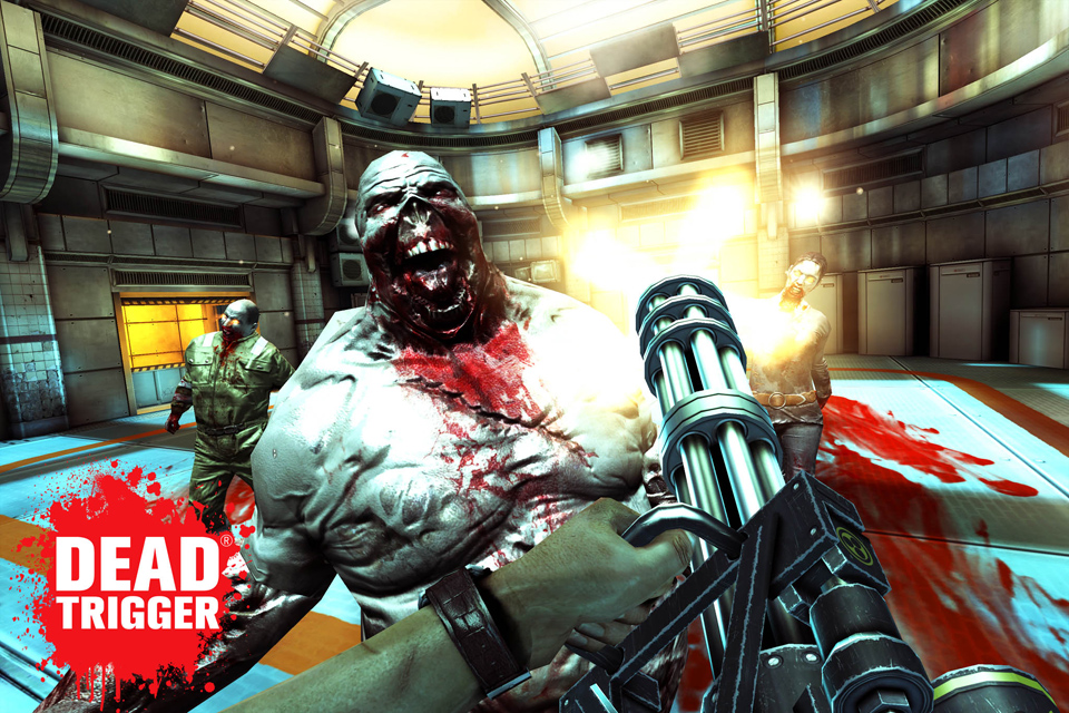Dead Trigger for the Kindle Fire/Kindle Fire HD