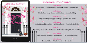 Blog Tour: Magnolia House