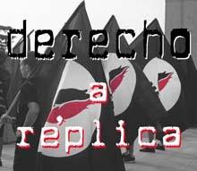 DERECHO A RÉPLICA
