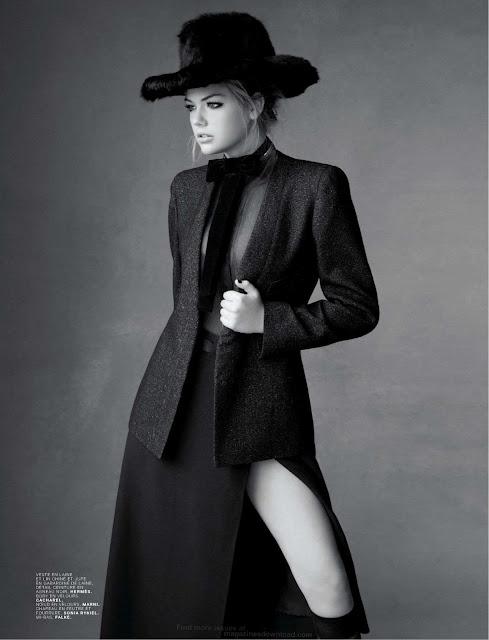 Kate Upton Jalouse Magazine