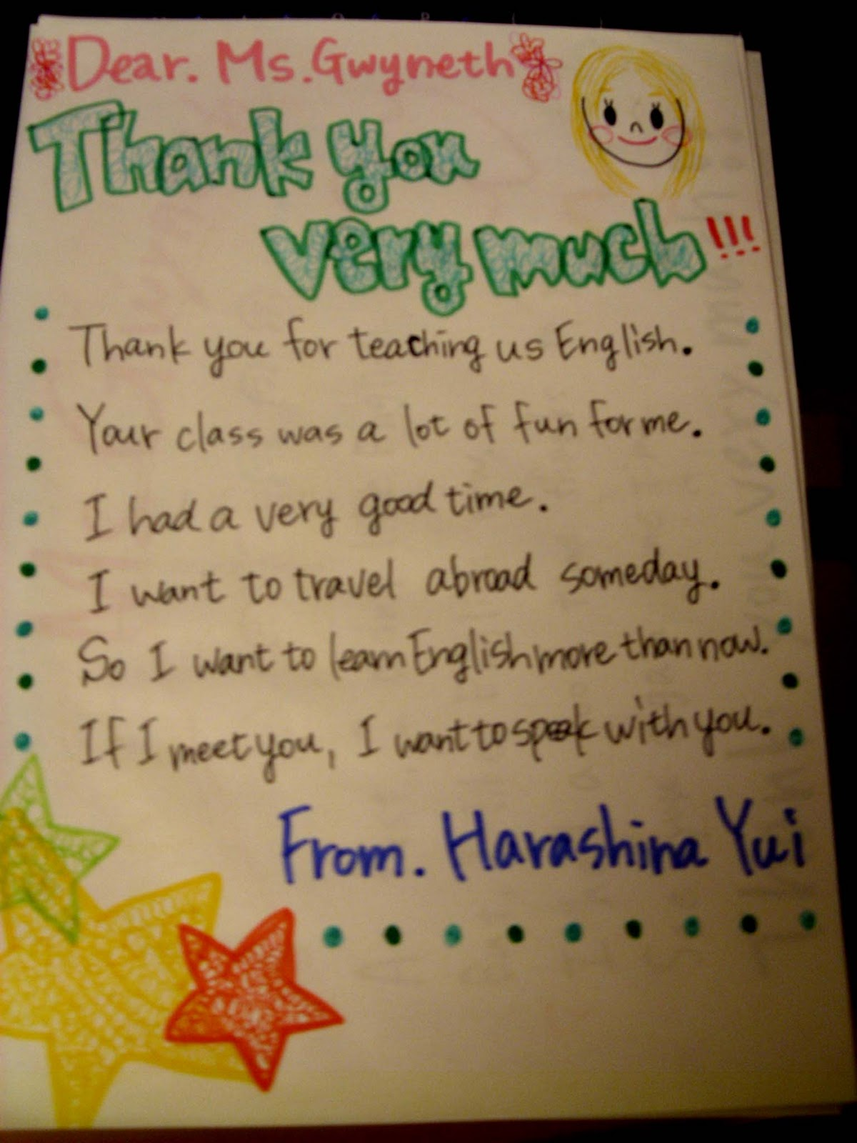 Thank You Letter To Teacher Graduation Images Letter Format Formal