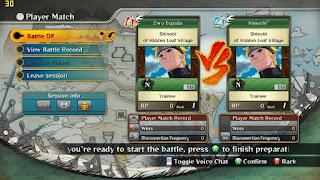 Online Naruto Strom Revolution Mode