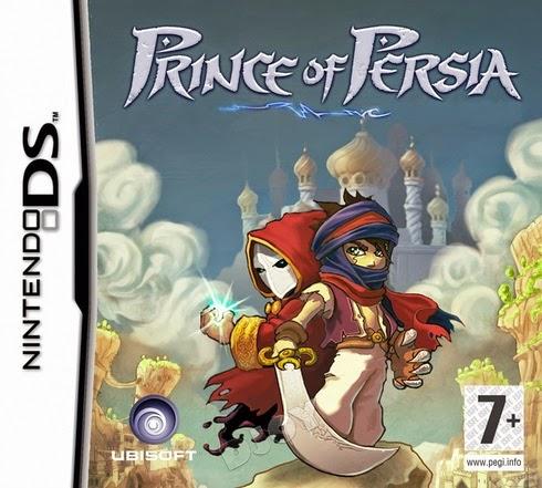 Prince of Persia – El Rey Destronado (Multi5 Incluye Español) (Nintendo DS)