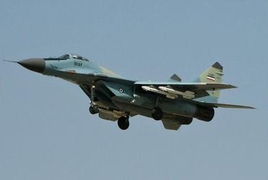 МиГ-29 на иранските ВВС