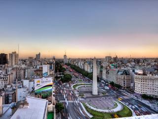 Obelisk, Bueno Aires