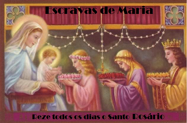Blog Escravas de Maria