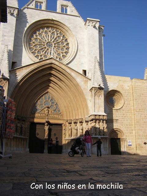 Tarragona con niños