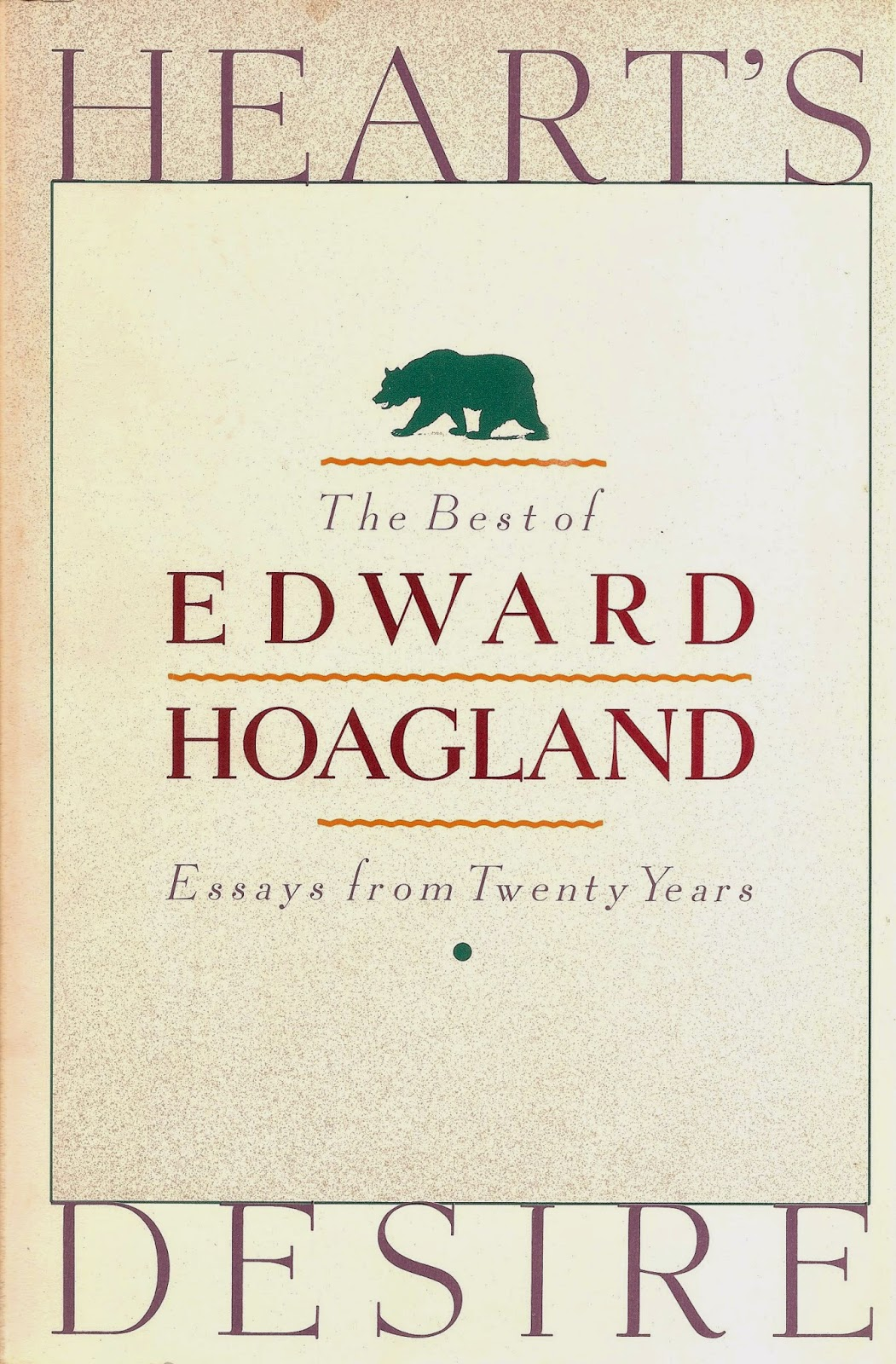 """edward hoagland essays Two authors: same struggle in the short stories, """"on stuttering,"""" by edward hoagland, and """"me talk pretty,"""" by david sedaris, the authors discuss how they dealt with their speech impediments."""
