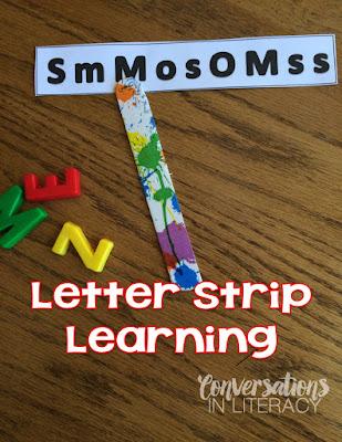 Ways to Build Quick Letter Recognition & Fluency