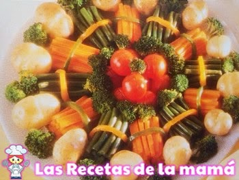 Receta de Menestra de verduras