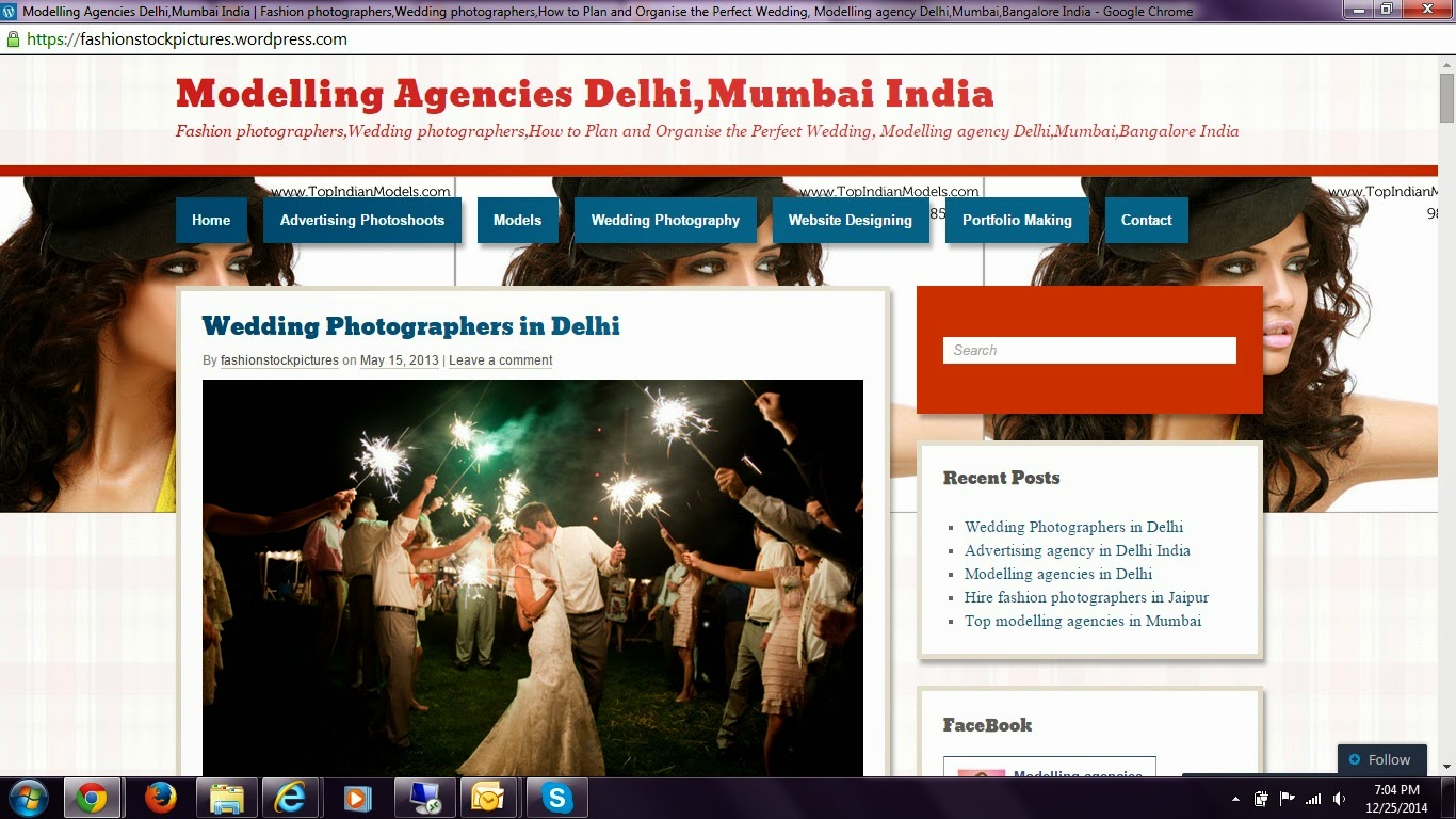 Top Modelling Agencies Mumbai,Delhi,India