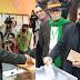 Los líderes políticos votan en una jornada marcada por la normalidad.