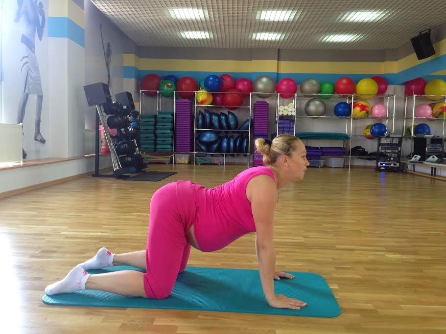 Гимнастика для беременной при тазовом предлежании 20