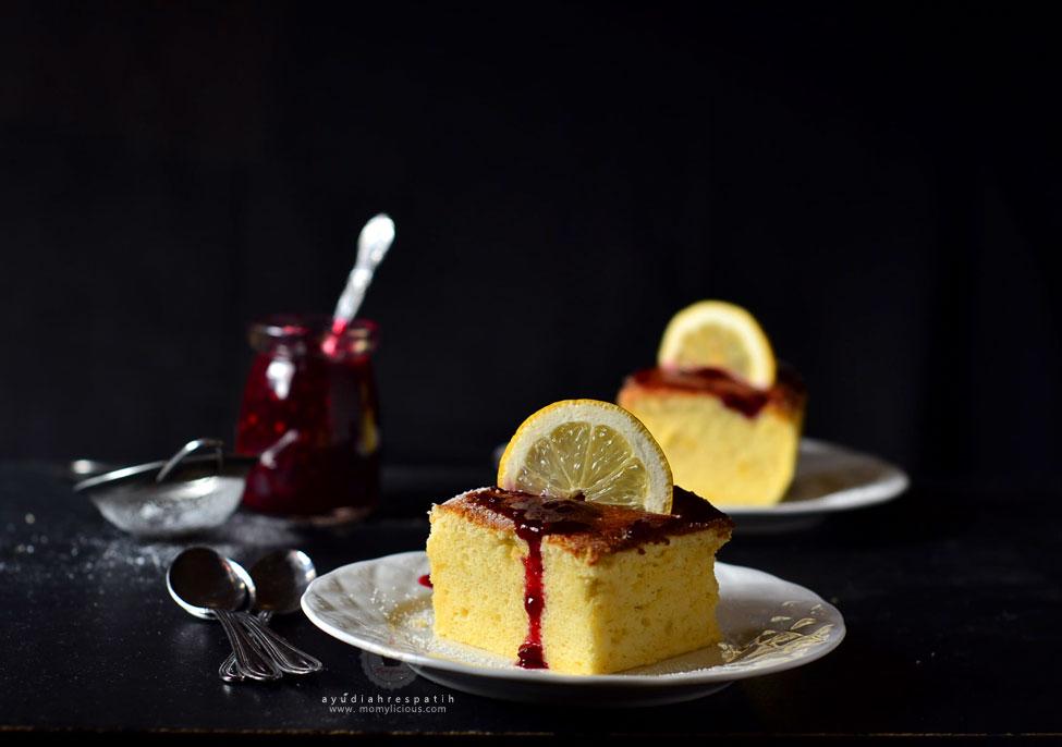 Cheedar Cheese Cake