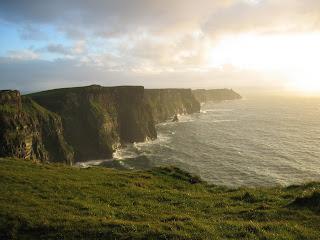 Tebing Moher atau cliff of moher