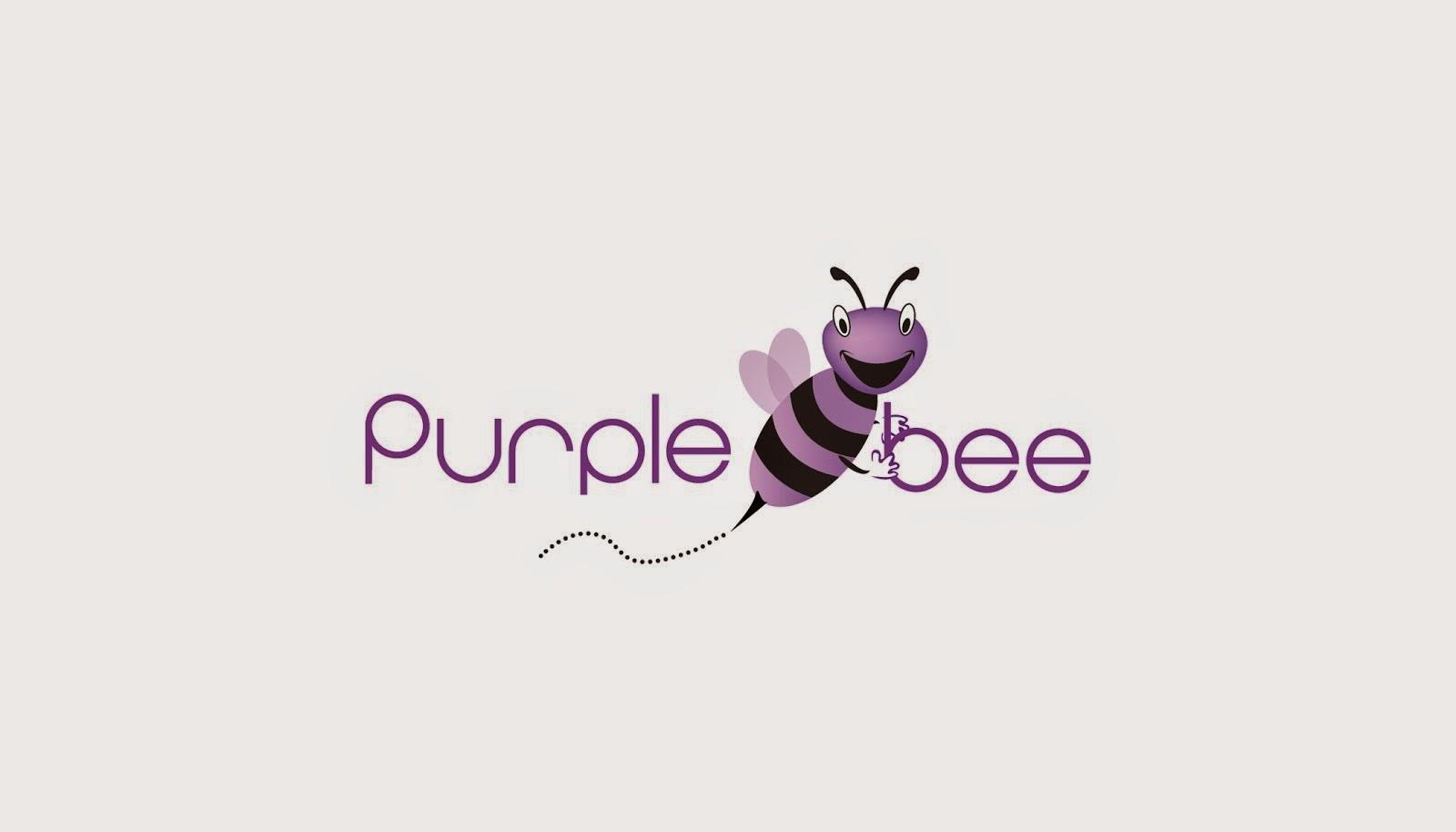 Purple Bee Activity Kits