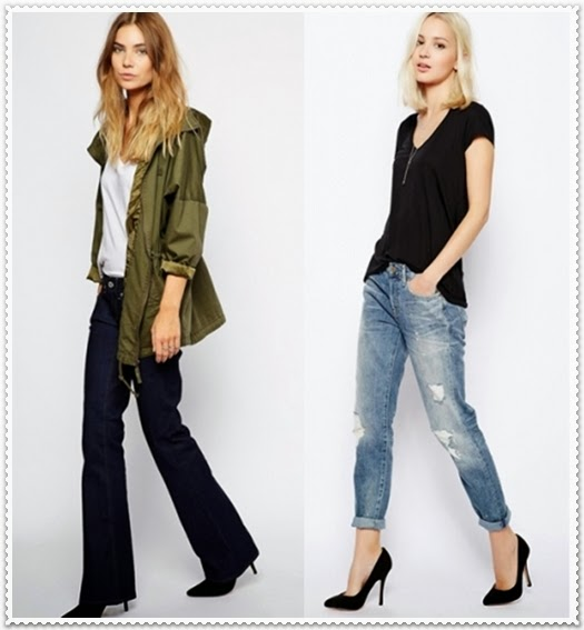 Wunderschöne 20 Jeans Hosen Kombination