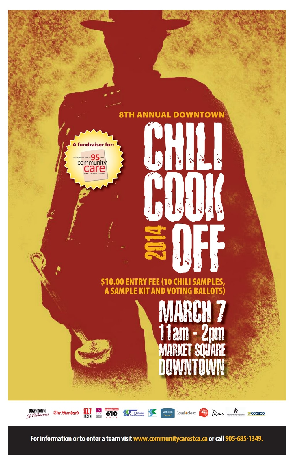 Unleash your taste the chili cook off is here on march 7 th 2014 fifteen contestants will bring forth their chili to be judged and tasted this event is not behind the alamo though it is behind the saigontimesfo