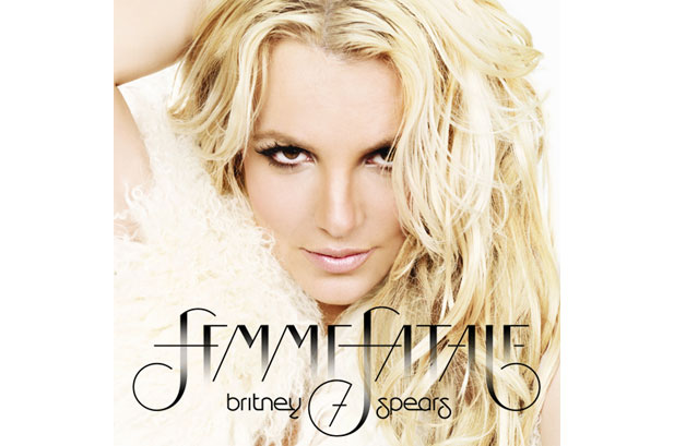 motion select album review britney spears femme fatale