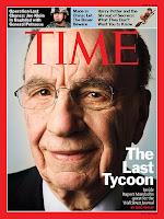Rupert Murdoch, the last tycoon