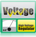 High <a href='http://www.circuitlab.org/search/label/voltage' title='voltage circuits'>voltage</a> regulator