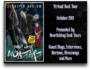 Mind Over Monsters Virtual Book Tour: Guest Post + Giveaway