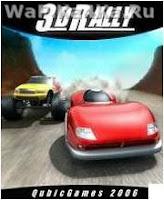 3D Rally Java [Racing Game] 240x320 Screenshot