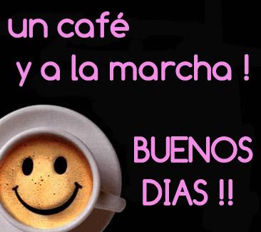 Buenos días . tardes. noches MAYO Cafe-happy-ideas