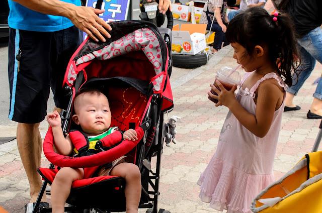 Kids in Pohang