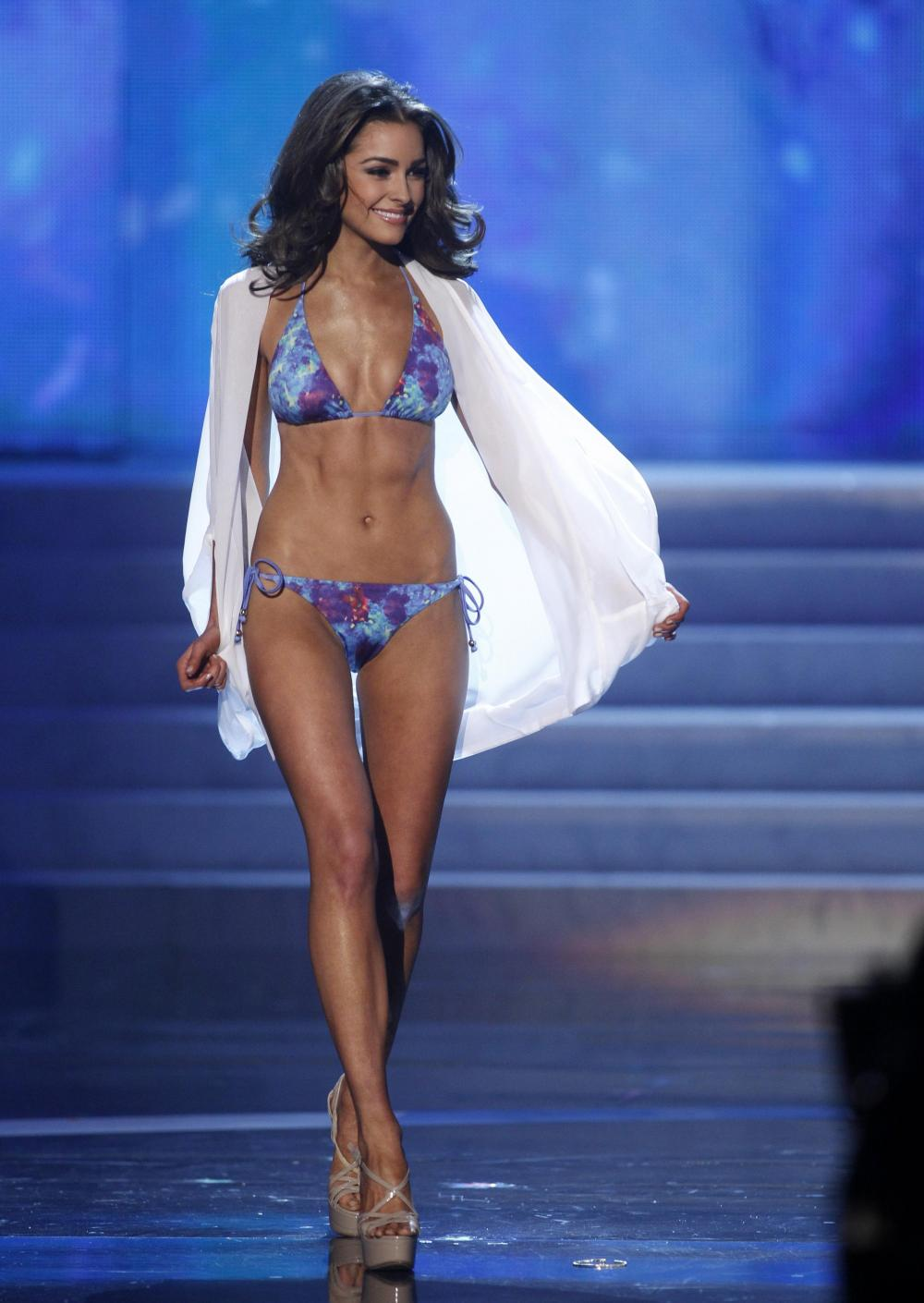 Miss Universe 2012 Winner Usa Olivia Culpo Philippines Lingeri Sexsi Cd Mutiara Photo Reuters Competes In Swimsuit Portion Of Pageant Las Vegas