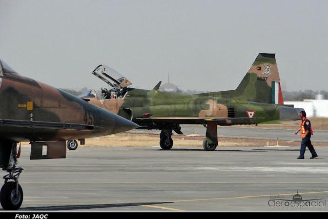 Nuevos aviones interceptores para la Fuerza Aérea Mexicana - Página 3 DSC02561b