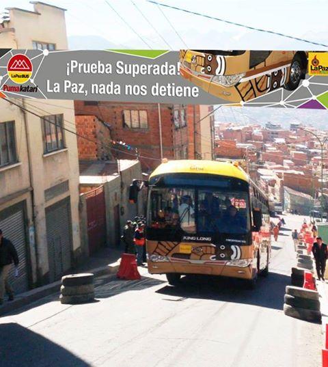 Noticias de La Paz, Bolivia