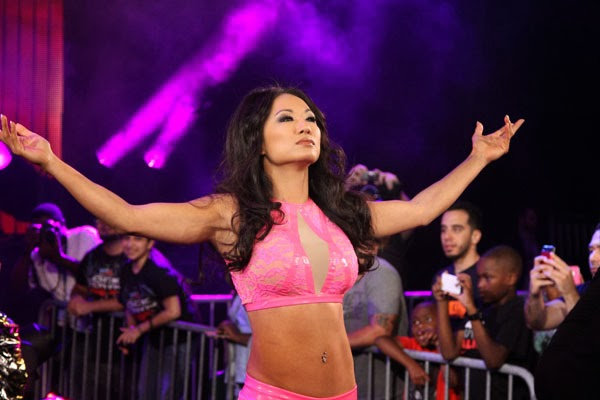 Gail Kim at TNA Lockdown 2014