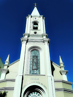 Igreja Matriz Nossa Senhora Mãe de Deus, Carlos Barbosa