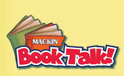 Great book talks from Mackin!