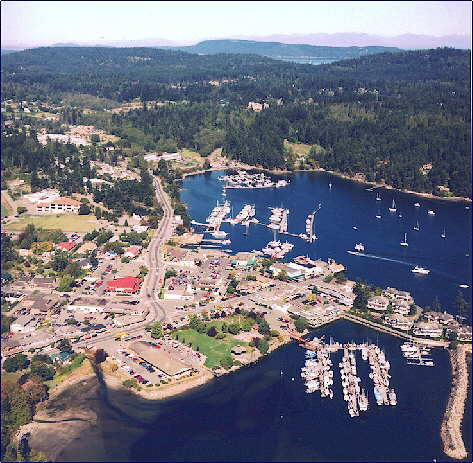 Where Is The Saltspring Island Market