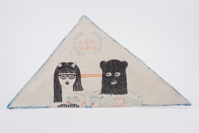 Art, Illustration, 現代藝術, 鉛筆畫