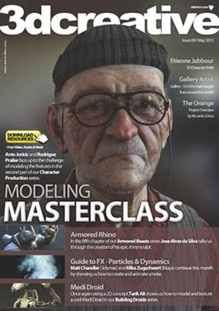 3DCreative Magazine Issue 081 May 2012