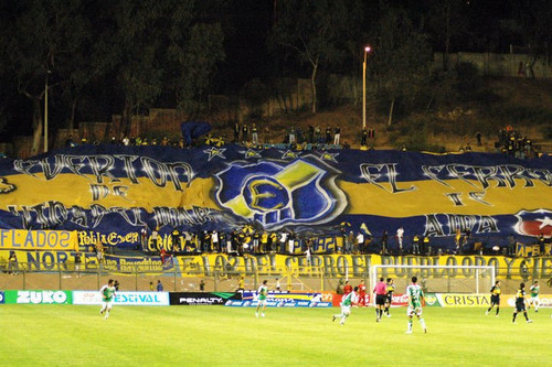 EVERTON DE CHILE.
